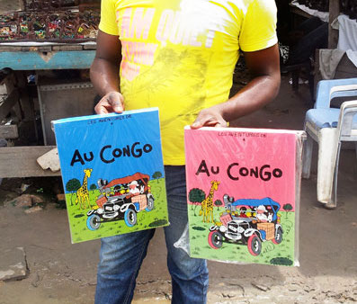 Justseeds in the DR Congo!