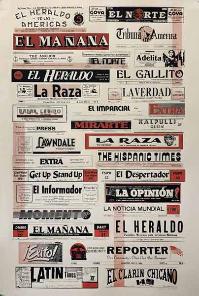 Latinx Newspapers of Chicago