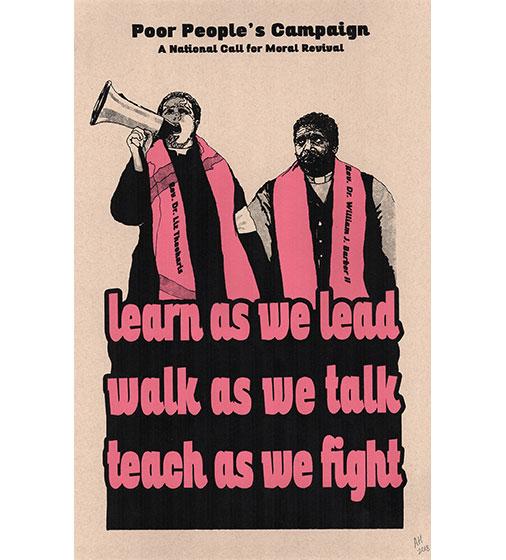 Learn As We Lead