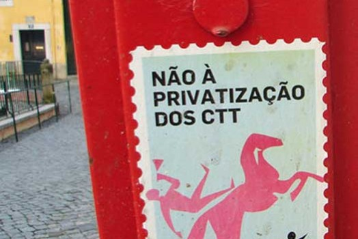 The Post in Lisbon