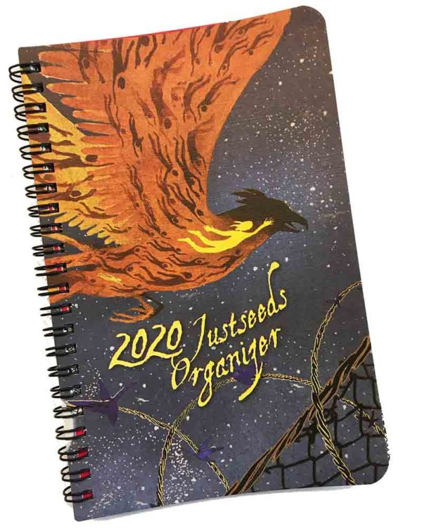 2020 Justseeds/Eberhardt Press Organizer: Large