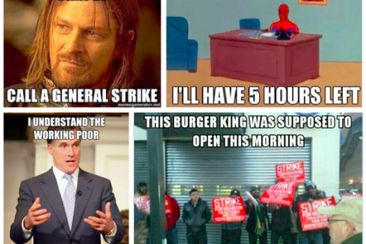 Open Call for Labor Memes
