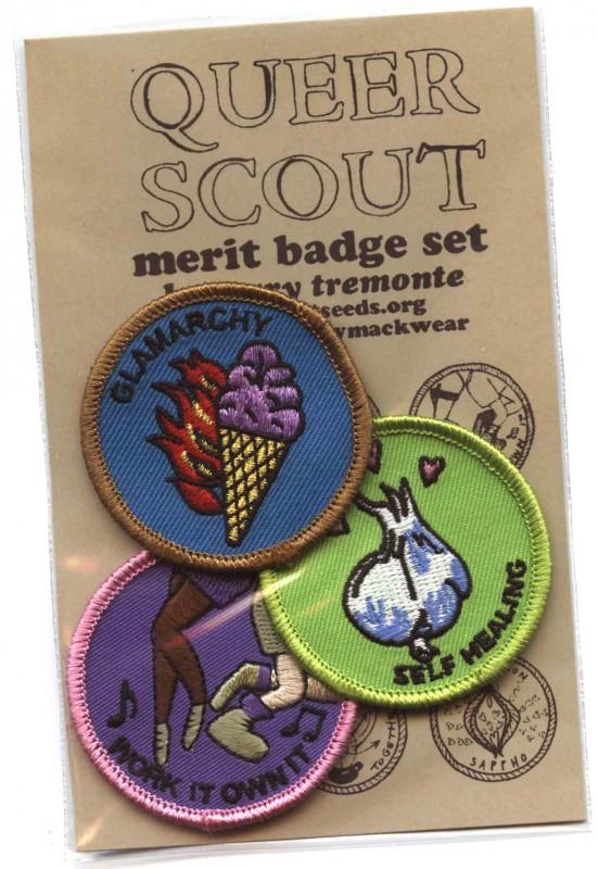 Queer Scout Merit Badges