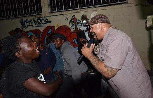 Afrikan Hip-Hop Caravan: Interview with Mic Crenshaw
