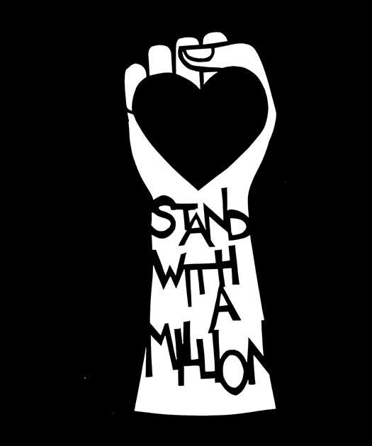 Stand With a Million