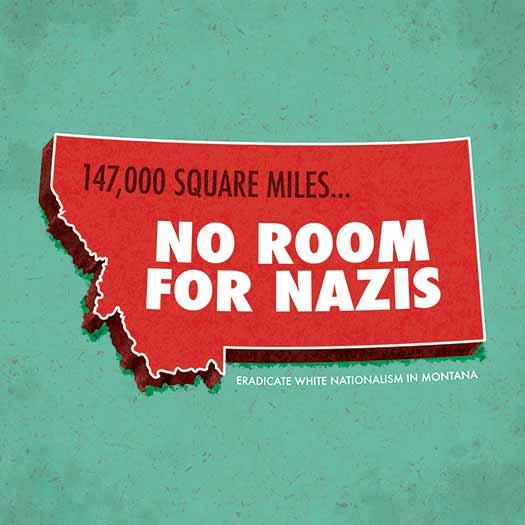 No Room For Nazis