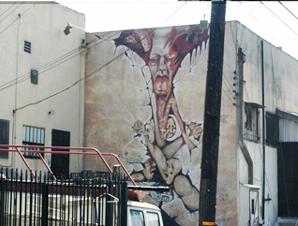 Mur Murs by Agnes Varda