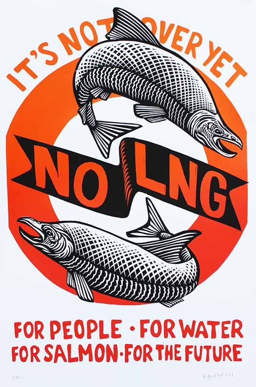 It's Not Over Yet: NO LNG