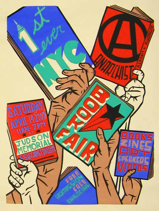 2007 NYC Anarchist Bookfair