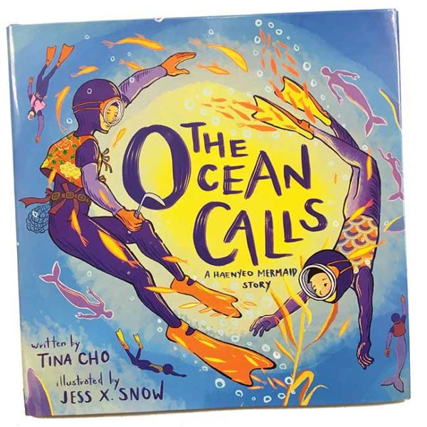 The Ocean Calls – A Haenyeo Mermaid Story