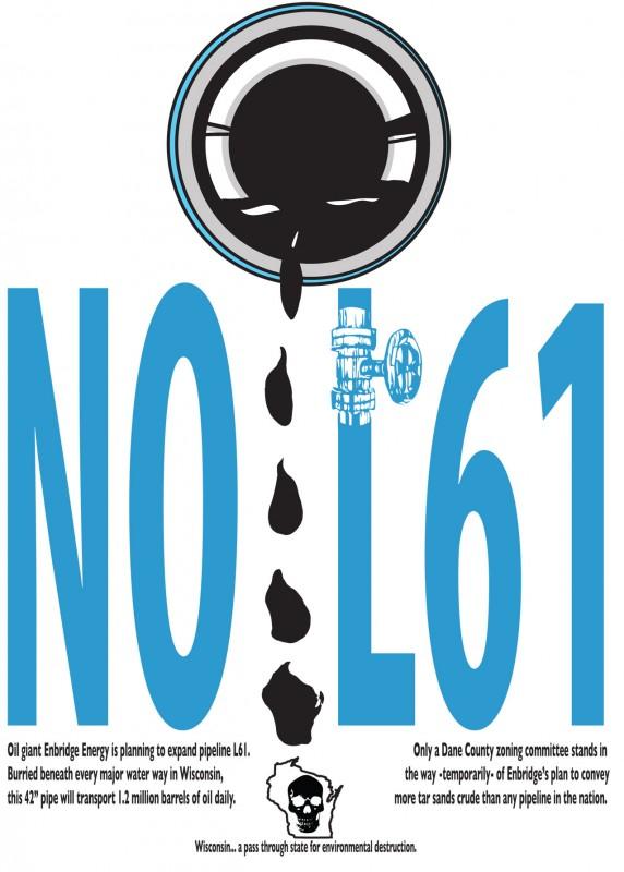 Stop Pipeline L61: Wisconsin's Death Trip