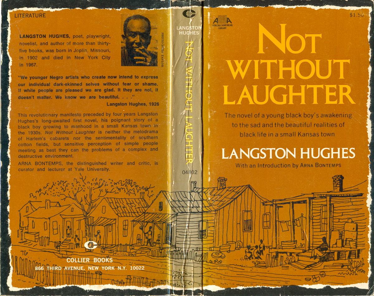 not without laughter One major debate in the period of the harlem renaissance was about the role of  art langston hughes in not without laughter will speak to it.