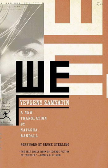 a comparison of we by yevgeny zamyatin and giovannis room by james baldwin