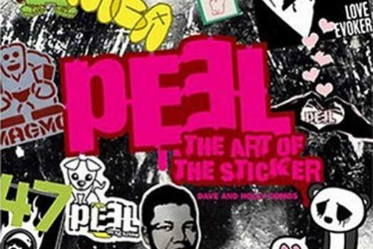 Review: <em>PEEL: The Art of the Sticker</em>