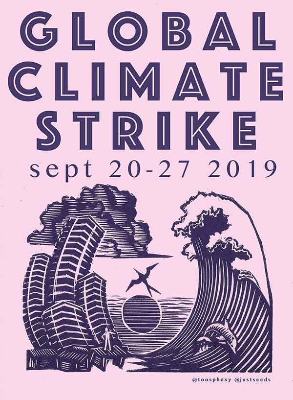Global Climate Strike 2019 Graphics