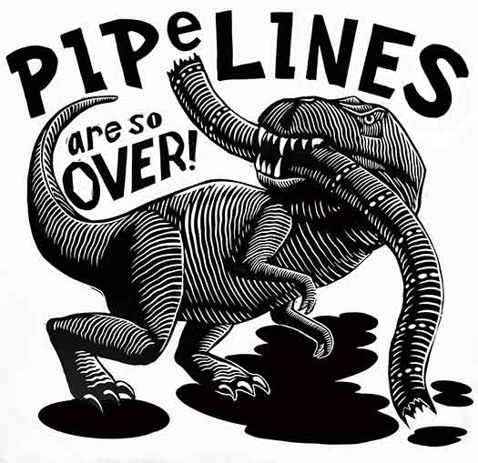 Pipelines Are So Over