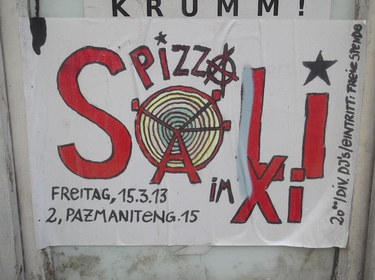 pizza squat soli
