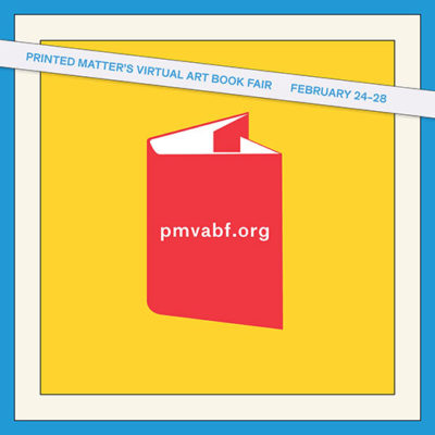 Printed Matter Virtual Art Book Fair