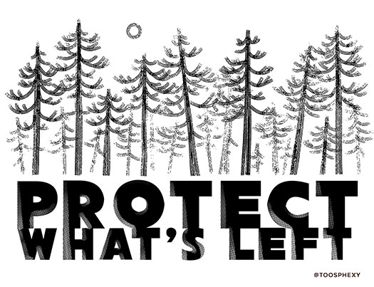 Protect What's Left