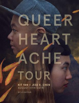QUEER HEARTACHE: Jess X. Chen & Kit Yan