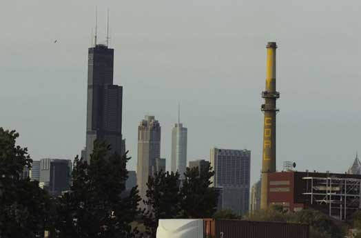 Quit Coal: Greenpeace action in Chicago