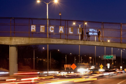 Overpass Light Brigade
