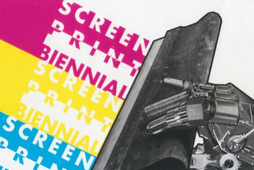 2016 Screenprint Biennial Call for Art