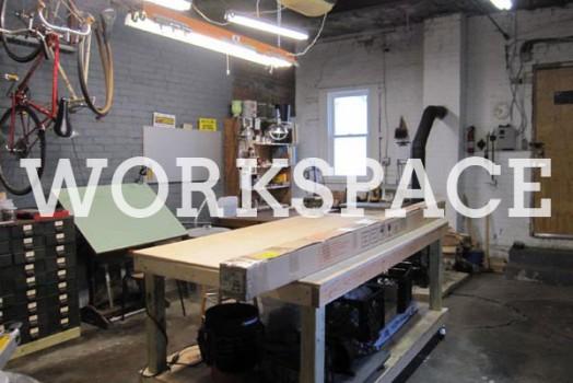Workspace: Shaun Slifer