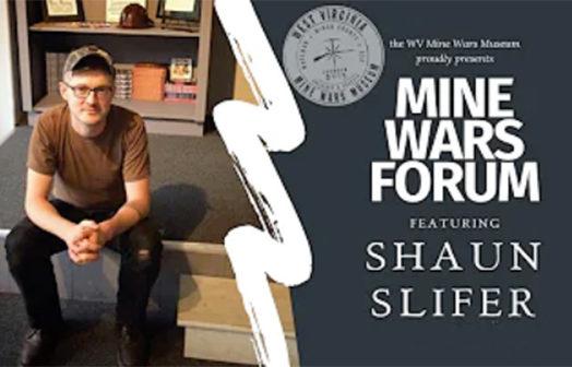 Shaun Slifer Interviewed on Mine Wars Forum