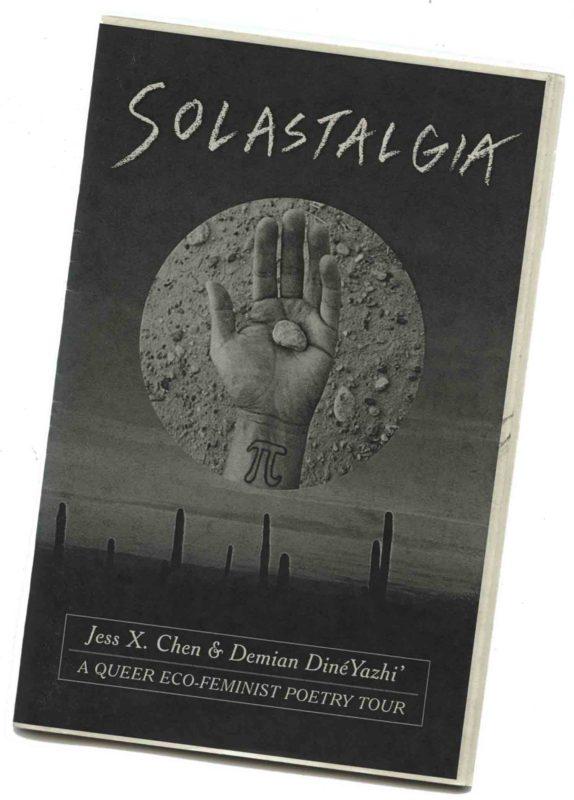 Solastalgia: An Eco-Feminist Poetry Zine