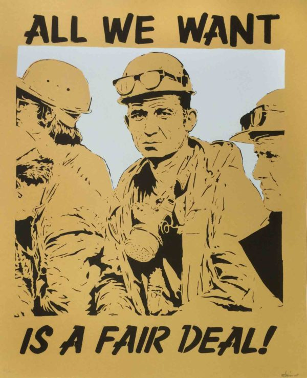 All We Want is a Fair Deal