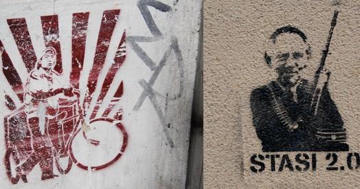 Street Art etc… Europe last summer