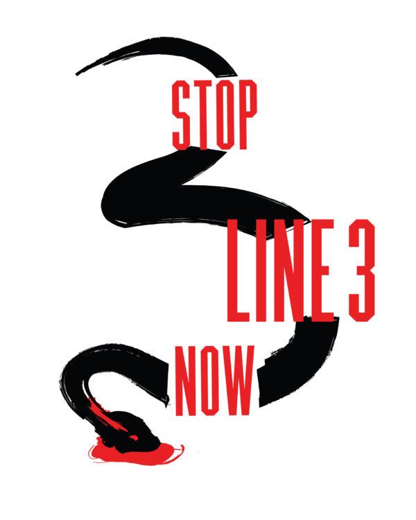 Stop Line 3 Now