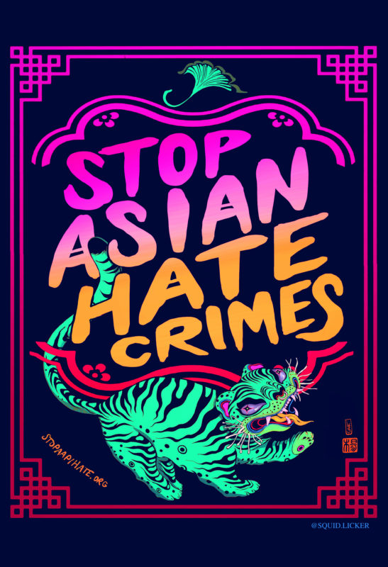 End Anti-Asian Violence
