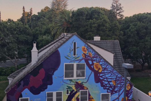 Summer Murals Uplifting Communities of Color