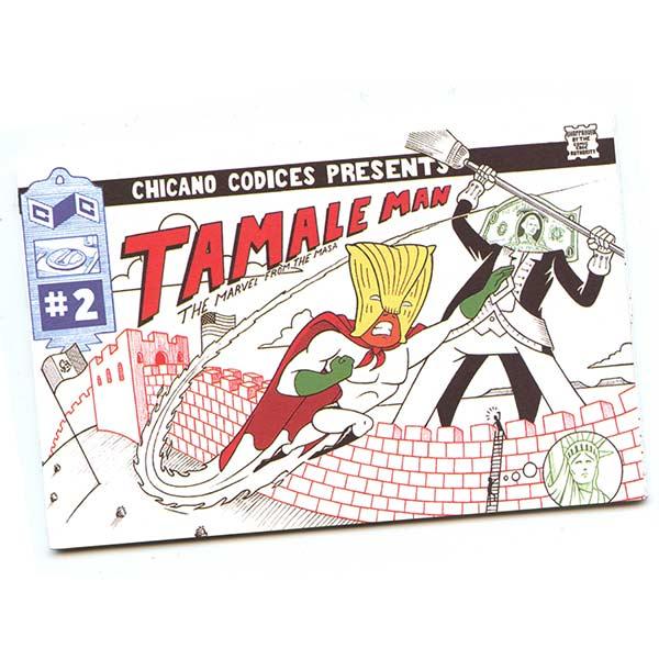 Tamale Man #2