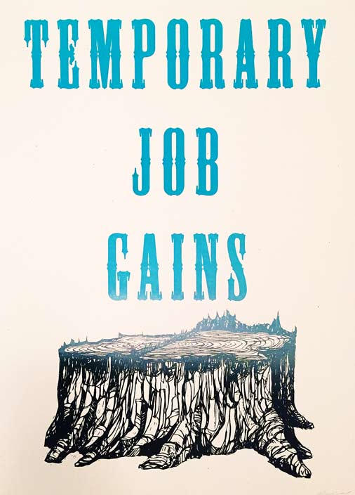 Temporary Job Gains
