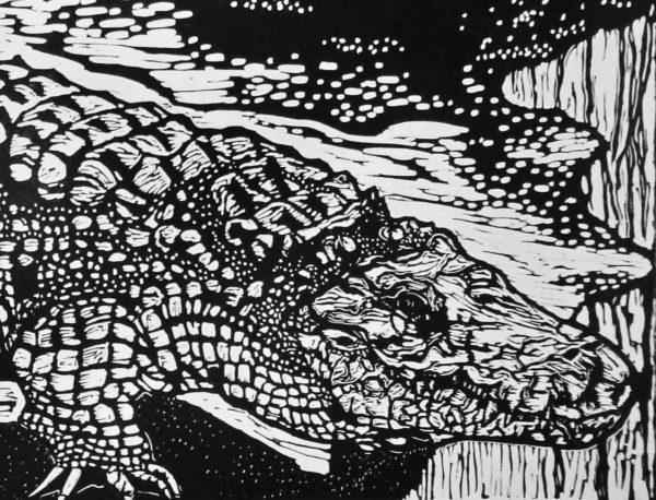 Nile Crocodile/Cocodrilo del Nilo