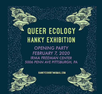 Queer Ecology Hanky Project