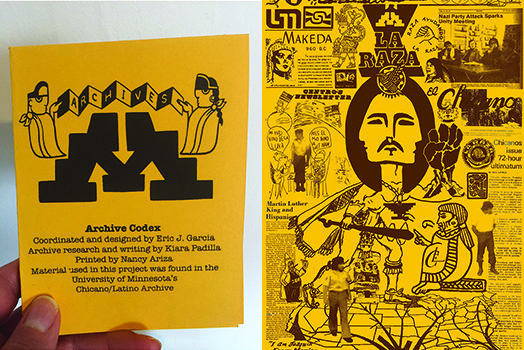 U of M Chicano/Latino Archive Project