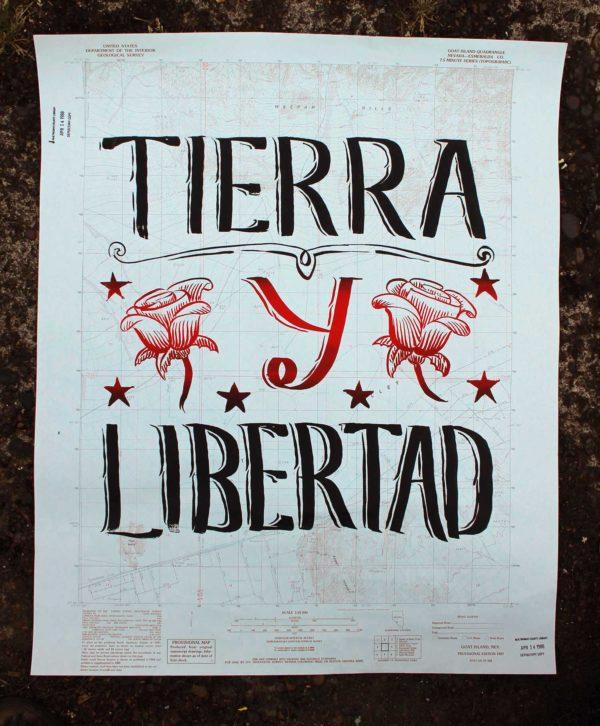 Maps: Tierra Y Libertad
