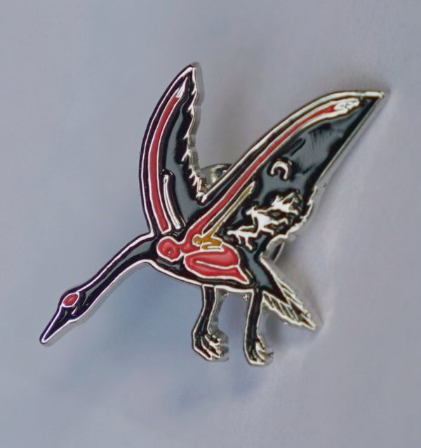 Unstoppable Lapel Pin