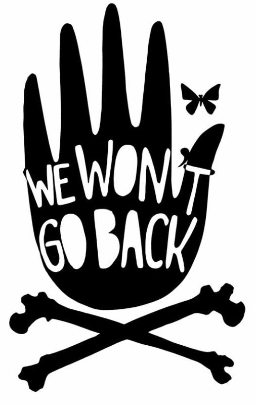 We Won't Go Back