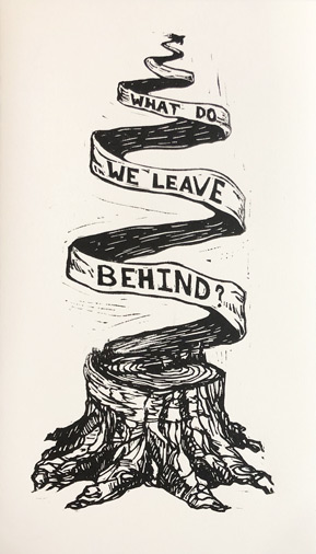 What Do We Leave Behind