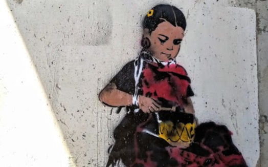 The unapologetically Indigenous street art of Windigo Army